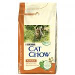CAT CHOW ADULTE POULET 1,5KG