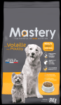 MASTERY ADULT VOLAILLE 3KG