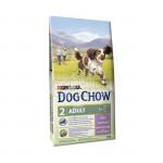 DOG CHOW ADULT AGNEAU 14KG