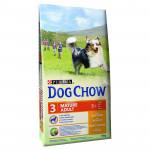 DOG CHOW MATURE POULET 14KG