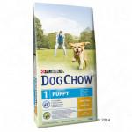 DOG CHOW PUPPY POULET 14KG