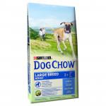 DOG CHOW PUPPY LARGE DINDE 14KG
