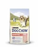 DOG CHOW SENSITIVE SAUMON 14KG