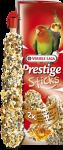 Sticks Grandes Perruches Noix&Miel 2 pcs 140g