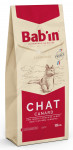 BAB'IN CLASSIQUE CHAT CANARD 15KG