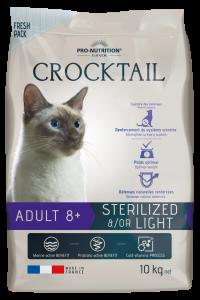 CROCKTAIL ADULT 8+ LIGHT/STERILISE 10KG
