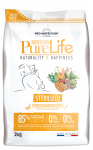 PURE LIFE STERILIZED 2 KG