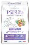 PURE LIFE STERILIZED 8+ 8 KG