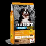 NUTRAM PUPPY LARGE BREED S3 11,4 KG