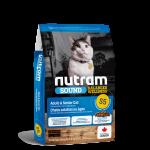 NUTRAM CHAT AD S5 SOUND 5,4KG