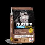 NUTRAM CHAT GRAIN FREE T22 VIANDE 5,4KG