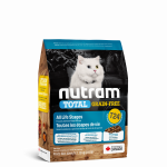NUTRAM CHAT GRAIN FREE T24 POISSON 1,13KG