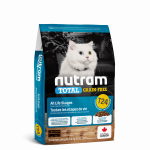 NUTRAM CHAT GRAIN FREE T24 POISSON 5,4KG